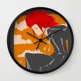 Twilight Town Wall Clock
