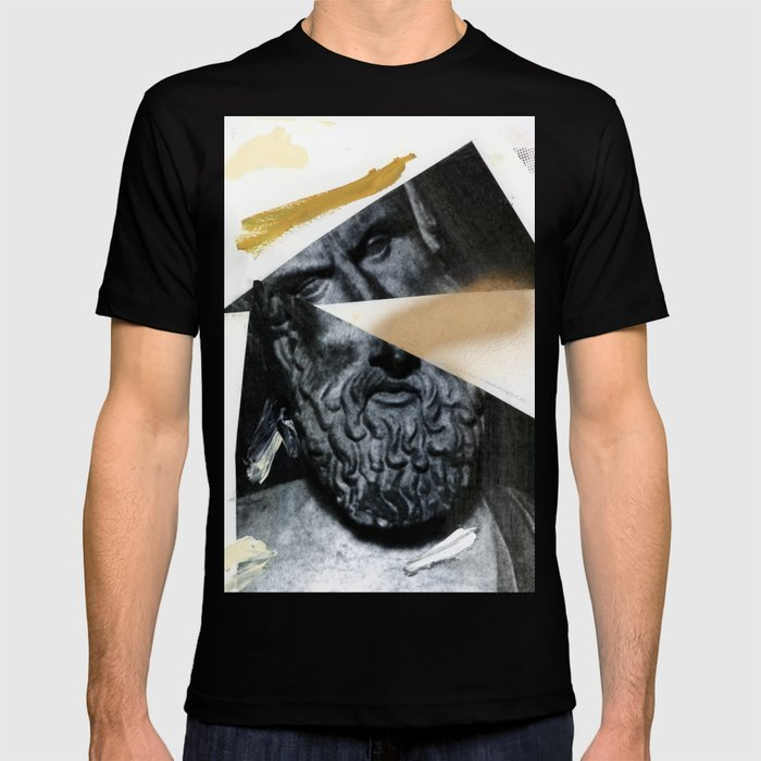 Untitled (Painted Composition 12) T-shirt