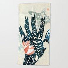 Free Beach Towel