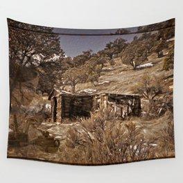 Colorado History Wall Tapestry