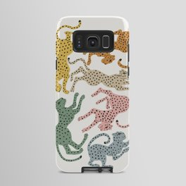 Rainbow Cheetah Android Case