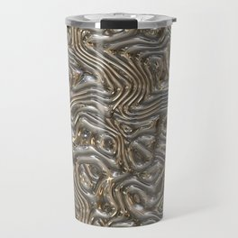 Melal liquid Travel Mug