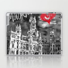 I love Madrid Laptop & iPad Skin