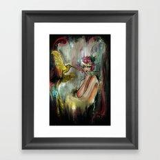 Phoenix 2 Framed Art Print