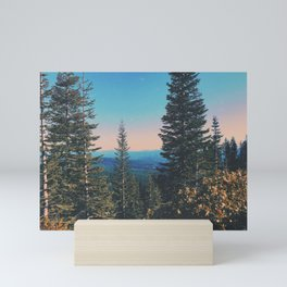 Mt. Shasta II Mini Art Print