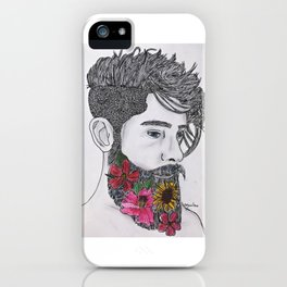 Toxic Masculinity iPhone Case