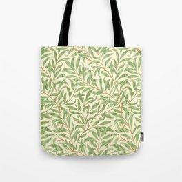 """William Morris """"Willow Bough"""" Tote Bag"""