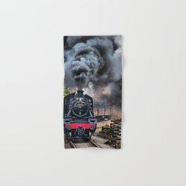 78019 Steam Train Hand & Bath Towel