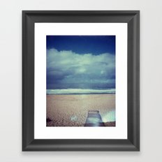 Tura Beach Framed Art Print