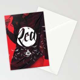RED Chapter Two - Long Shirt Stationery Cards