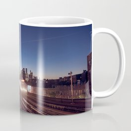 7 line in New York Coffee Mug