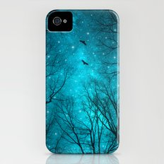 Stars Can't Shine Without Darkness iPhone (4, 4s) Slim Case