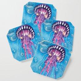 Deep Sea Medusa Coaster