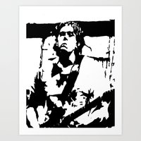 john mayer Art Prints featuring John mayer by Furry Turtle Creations