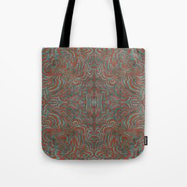 The Space In Between N-O-A and the Trace Gases pt 4 Tote Bag