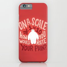 Rate your pain Slim Case iPhone 6s