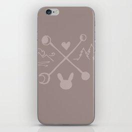 The Beast - 00 iPhone Skin