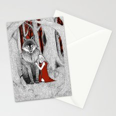The Wolf & I Stationery Cards
