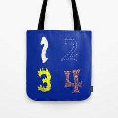 Fantasic Minimalism  Tote Bag