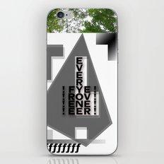 FREE EVERYONE EVER iPhone & iPod Skin