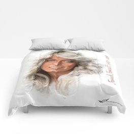 Farrah Fawcett  Comforters