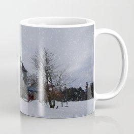 Snowy Kahler Asten Tower Coffee Mug
