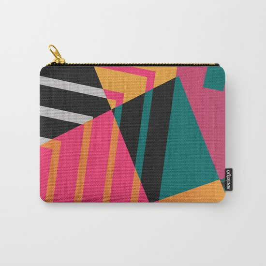 Geometric#23 Carry-All Pouch