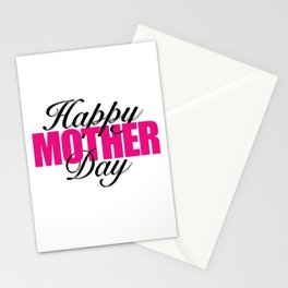 Happy mother day Stationery Cards