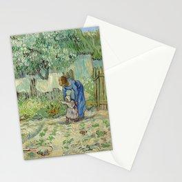 First Steps after Millet Stationery Cards