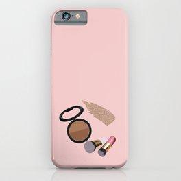 Makeup iPhone Case