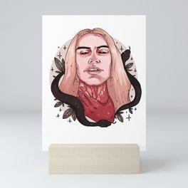Ave Satanas Mini Art Print