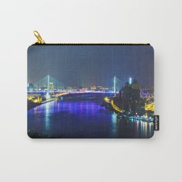 Shanghai, Huangpu River  Carry-All Pouch