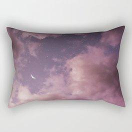 Consider me a satellite forever orbiting Rectangular Pillow