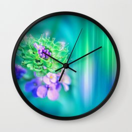 The Sound of Light and Color - MINT Wall Clock