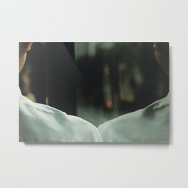 commuter, 2015 Metal Print