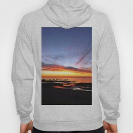 Spectacular Seaside Sunset Hoody