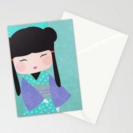 Koeshi Yoko gros plan Stationery Cards