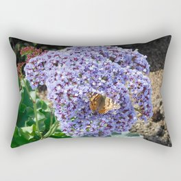 Monarch's Choice Rectangular Pillow