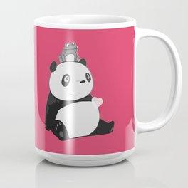 Panda 3 Coffee Mug