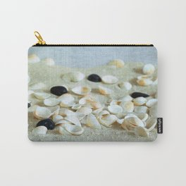 S E A S H E L L S . A T . T H E .  B E A C H Carry-All Pouch