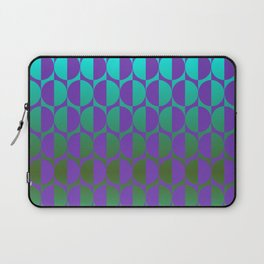 1974, violet and green Laptop Sleeve