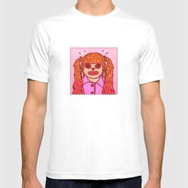 Pink Girl T-shirt