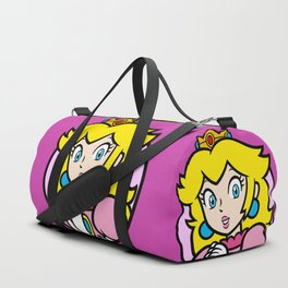 Princess Toadstool Duffle Bag