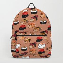 Sushi Pomeranian Backpack