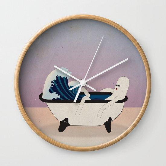 o n d a t a Wall Clock