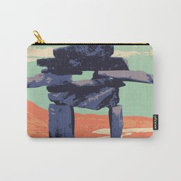 Torngat Mountains National Park Poster Carry-All Pouch