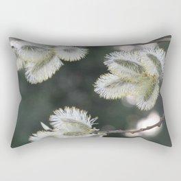Pussy Willow Rectangular Pillow