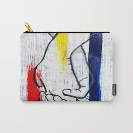 Primary Love Carry-All Pouch