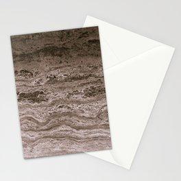 Jupiter's Storm In Moon Light Stationery Cards