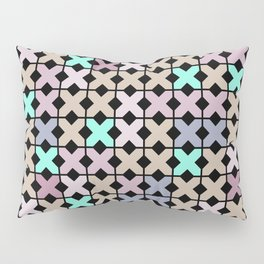 Abstract pattern . To embroider a cross . Pillow Sham